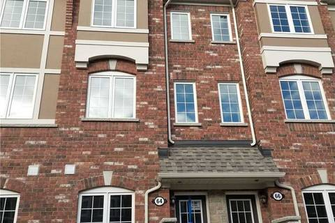 Townhouse for rent at 64 Jolly Wy Toronto Ontario - MLS: E4652635