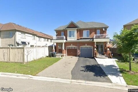 Townhouse for rent at 64 Kilrea Wy Brampton Ontario - MLS: W4966056