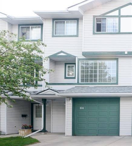 Townhouse for sale at 64 Kingsland Villa(s) Southwest Calgary Alberta - MLS: C4286404