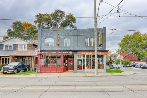 Commercial property for sale at 64 Kingston Rd Toronto Ontario - MLS: E4961593