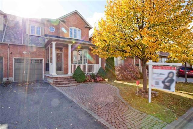 For Sale: 64 Lakespring Drive, Markham, ON | 3 Bed, 4 Bath Townhouse for $1,138,000. See 17 photos!