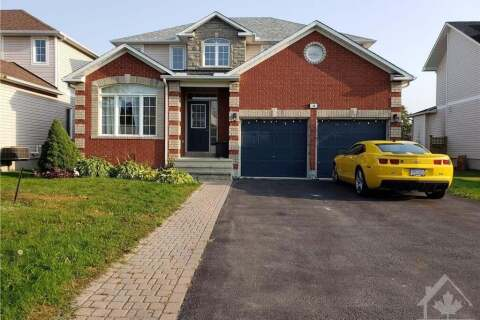 House for sale at 64 Lamadeleine Blvd Embrun Ontario - MLS: 1210791