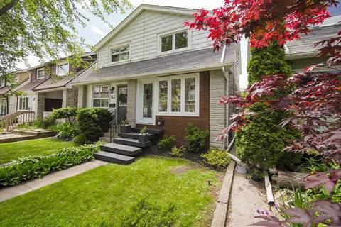 Townhouse for sale at 64 Larchmount Ave Toronto Ontario - MLS: E4489752