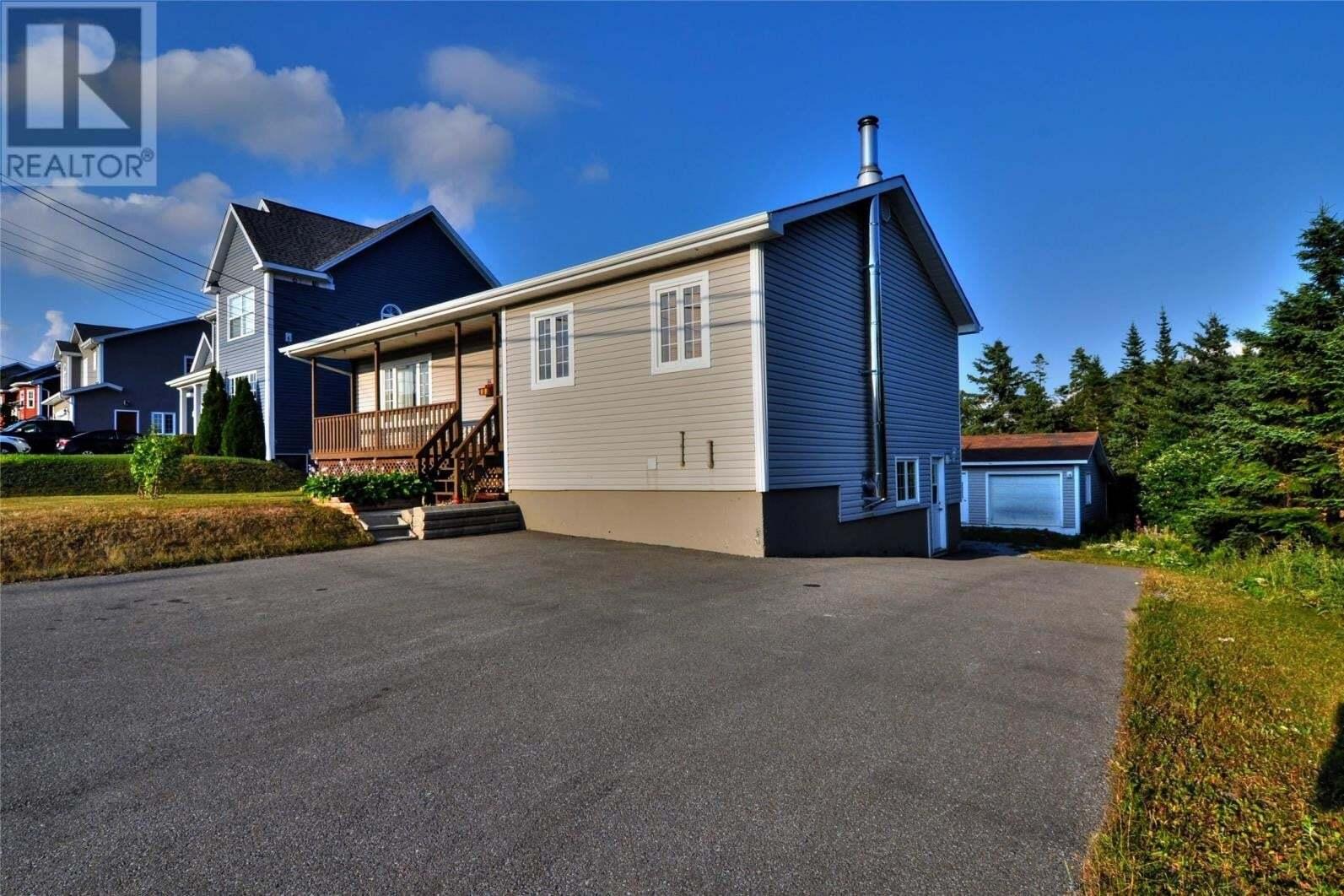 House for sale at 64 Link Pond Dr Massey Drive Newfoundland - MLS: 1221242