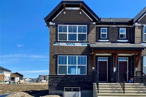 Townhouse for sale at 64 Magnolia Pr Southeast Calgary Alberta - MLS: C4282269