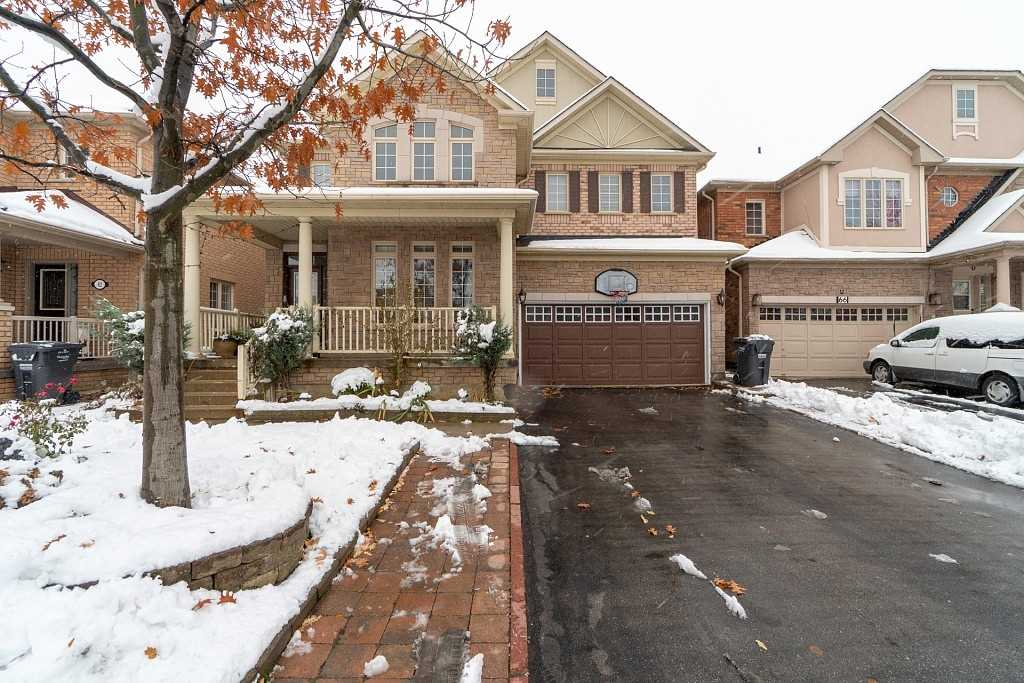 House for sale at 64 Mainard Crescent Brampton Ontario - MLS: W4305310