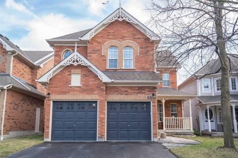 House for sale at 64 Matthewson Pl Whitby Ontario - MLS: E4754587