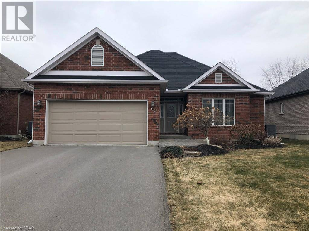 House for sale at 64 Mcdougall Dr Belleville Ontario - MLS: 242616