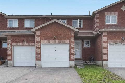 Townhouse for sale at 64 Michael Cres Barrie Ontario - MLS: S4453376