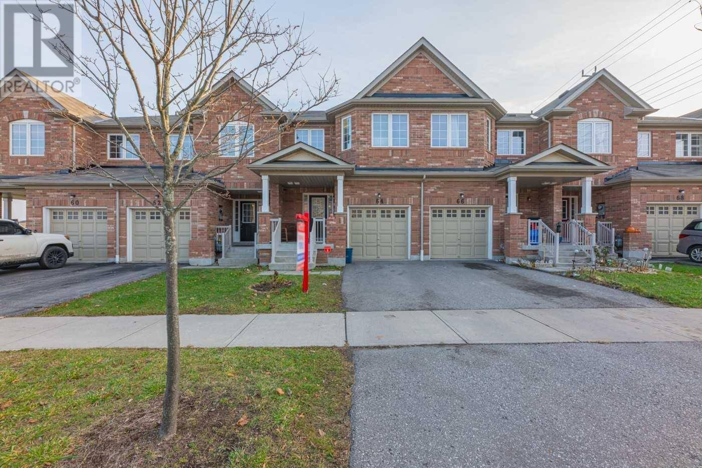Townhouse for sale at 64 Michaelman Rd Ajax Ontario - MLS: E4642958