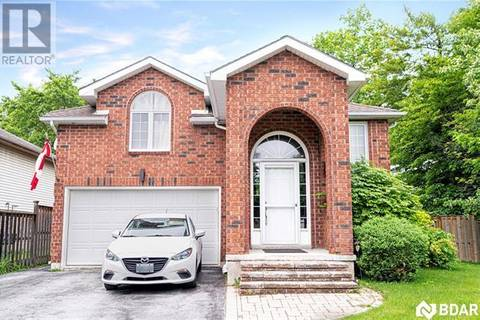 House for sale at 64 Monique Cres Barrie Ontario - MLS: 30750349