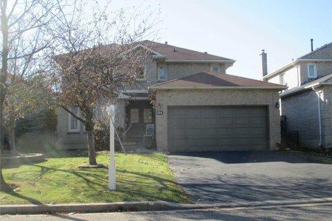 House for sale at 64 Mowatt Ct Markham Ontario - MLS: N4979682