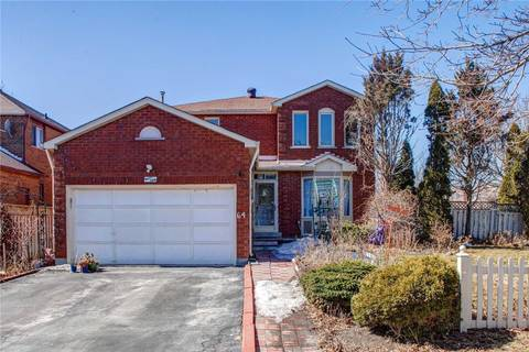 House for sale at 64 Norman Ross Dr Markham Ontario - MLS: N4392111