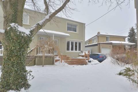 Townhouse for rent at 64 Pasadena Gdns Toronto Ontario - MLS: W4683056