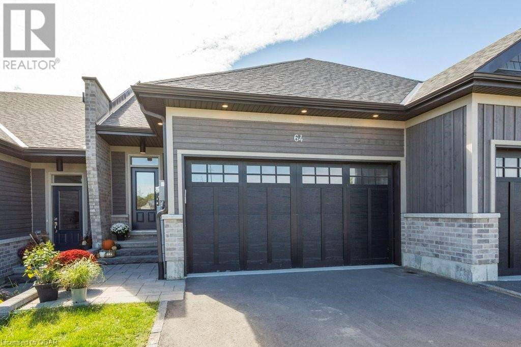 Townhouse for sale at 64 Pineridge Dr Picton Ontario - MLS: 224727