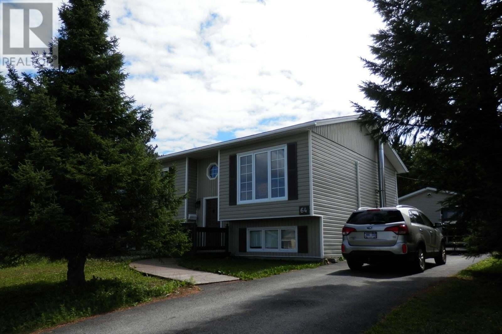 House for sale at 64 Raynham Ave Gander Newfoundland - MLS: 1218284