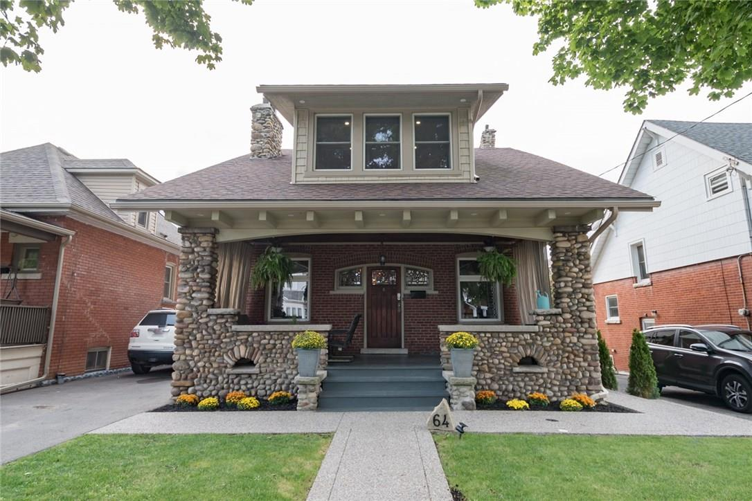 Removed: 64 Rosslyn Avenue South, Hamilton, ON - Removed on 2018-10-31 06:12:06