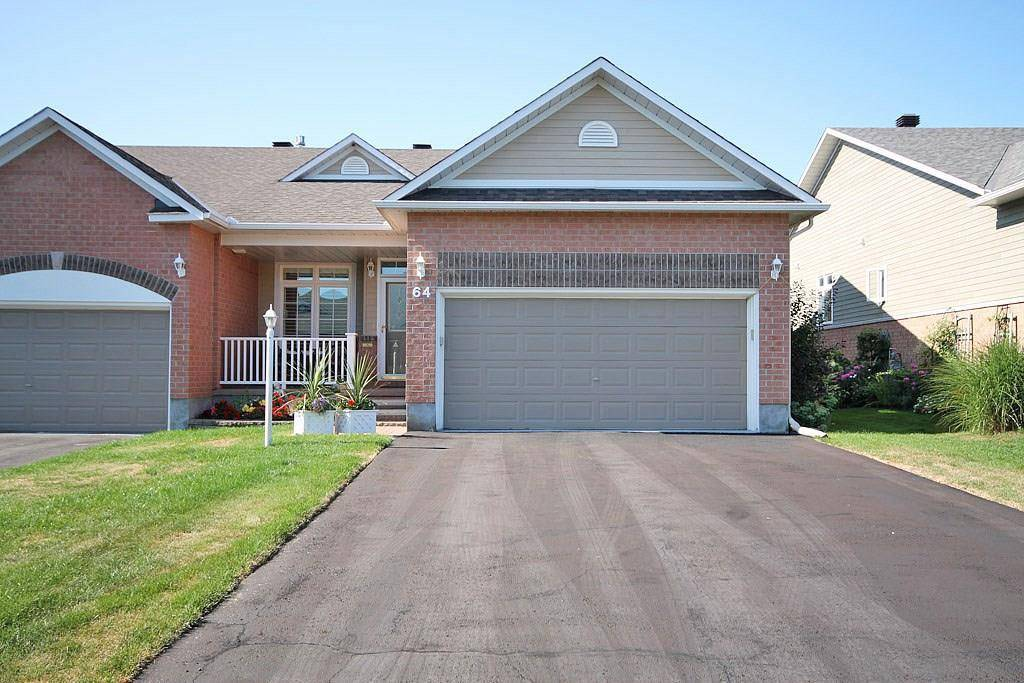 Townhouse for sale at 64 Sable Run Dr Stittsville Ontario - MLS: 1166704