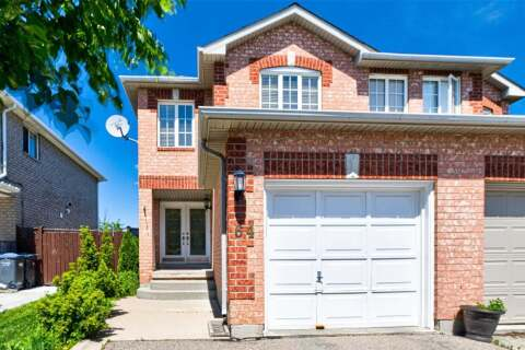Townhouse for sale at 64 Saddletree Tr Brampton Ontario - MLS: W4777600