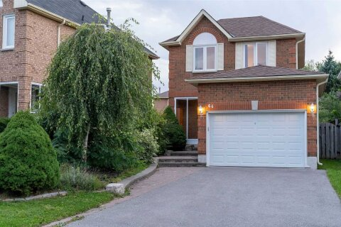 House for sale at 64 Sandfield Dr Aurora Ontario - MLS: N4998415