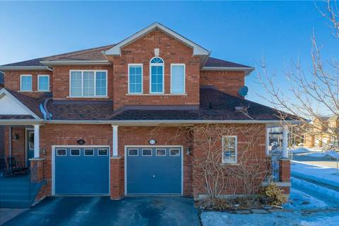 Townhouse for sale at 64 Sarno St Vaughan Ontario - MLS: N4378483