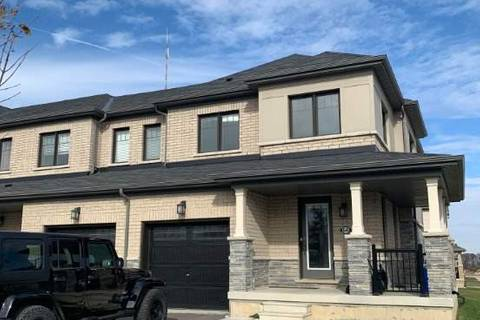 Townhouse for rent at 64 Scarletwood Dr Hamilton Ontario - MLS: X4631291