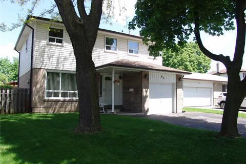 House for sale at 64 Sealstone Terr Toronto Ontario - MLS: E4481930