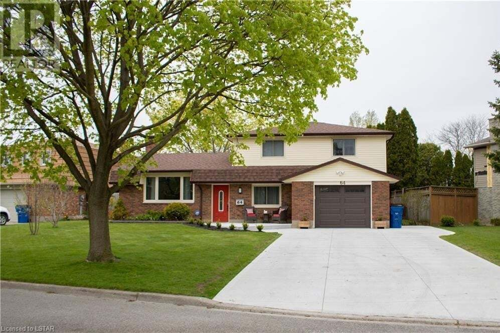 House for sale at 64 Sioux Dr Chatham Ontario - MLS: 259921