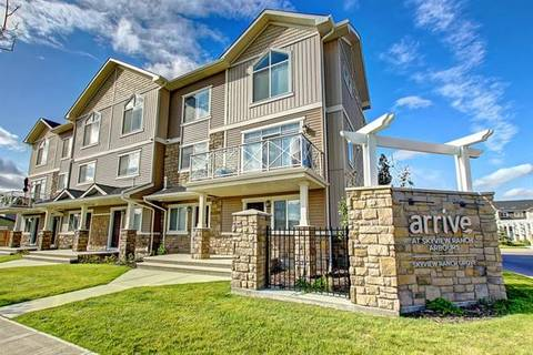 Townhouse for sale at 64 Skyview Ranch Ave Northeast Calgary Alberta - MLS: C4264818
