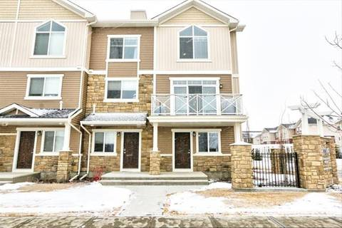 Townhouse for sale at 64 Skyview Ranch Ave Northeast Calgary Alberta - MLS: C4291950