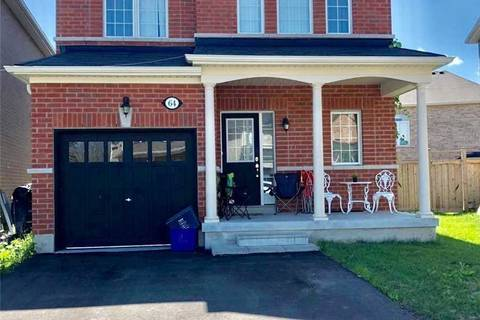 House for rent at 64 Snowling Dr Ajax Ontario - MLS: E4601204