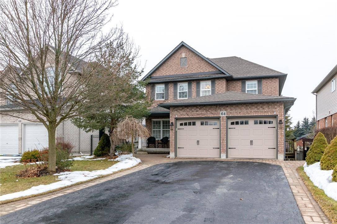 House for sale at 64 Southcreek Dr Ancaster Ontario - MLS: H4073271