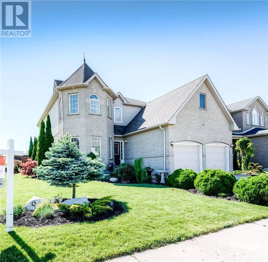 64 Southridge Drive, Kitchener — For Sale @ $899,000