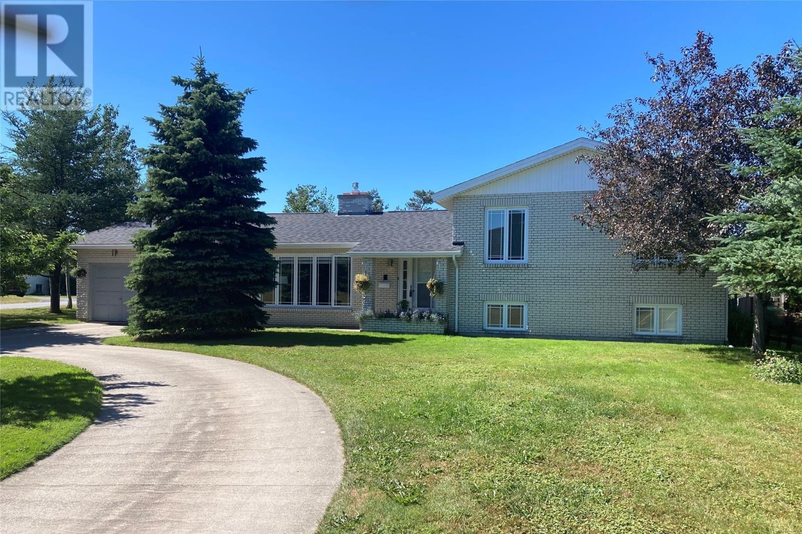 House for sale at 64 St Marks Ave Corner Brook Newfoundland - MLS: 1218748