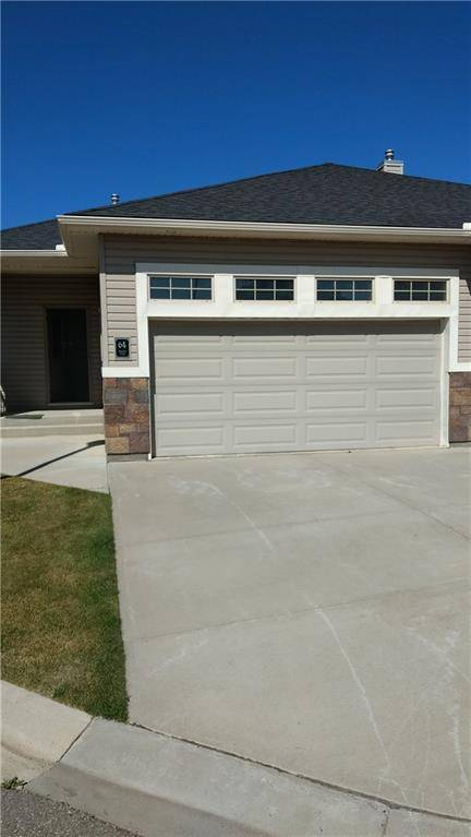 Townhouse for sale at 64 Stenlea Gt Carstairs Alberta - MLS: C4289612