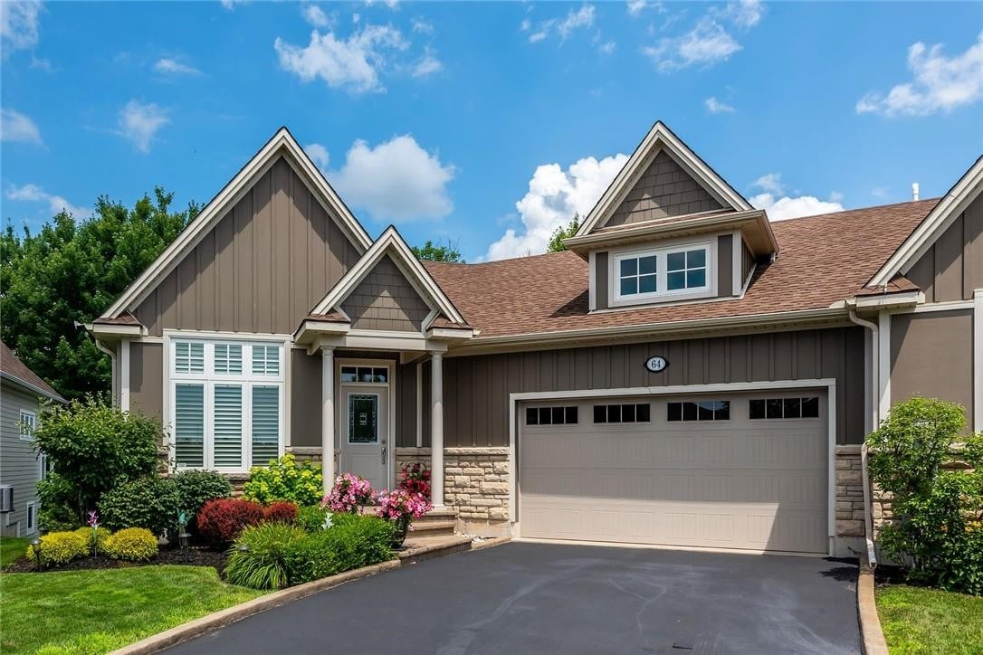 Townhouse for sale at 64 Sunrise Ct Ridgeway Ontario - MLS: H4083956