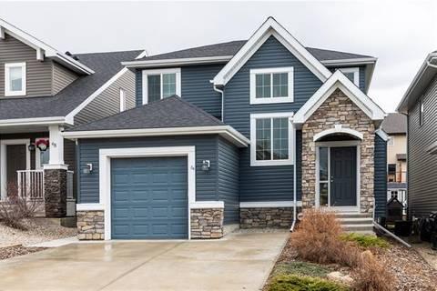 House for sale at 64 Sunset Sq Cochrane Alberta - MLS: C4289002