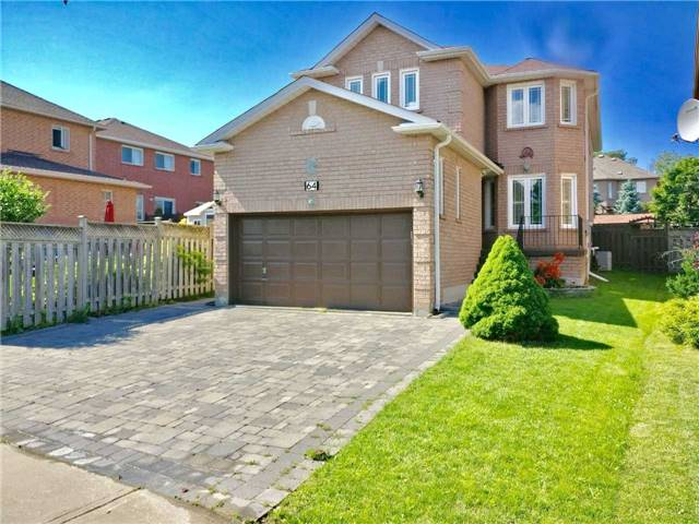 Sold: 64 Sweet Water Crescent, Richmond Hill, ON