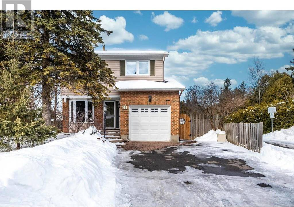 House for sale at 64 Tamblyn Cres Ottawa Ontario - MLS: 1179916