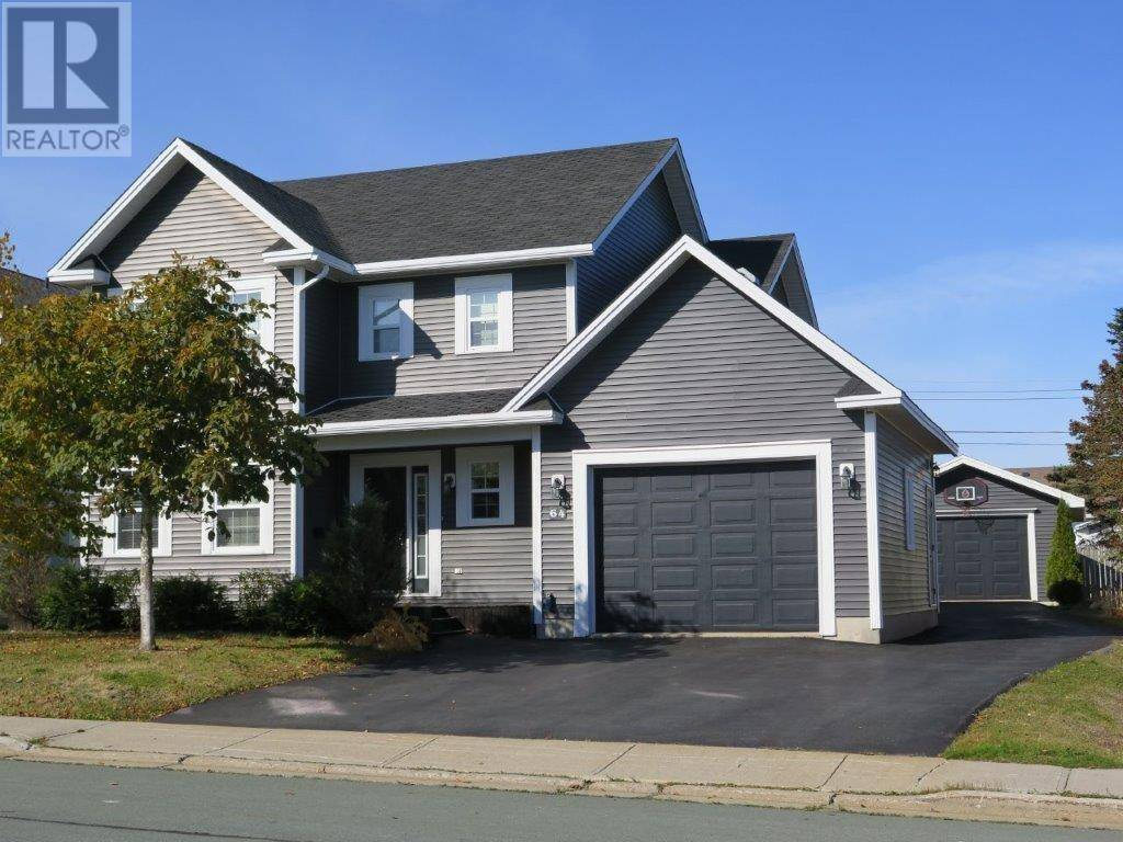 House for sale at 64 Treetop Dr St. John's Newfoundland - MLS: 1205351