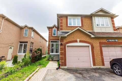 Townhouse for sale at 64 Tumbleweed Tr Brampton Ontario - MLS: W4810208
