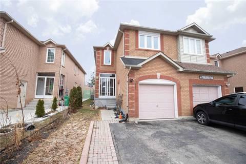 Townhouse for sale at 64 Tumbleweed Tr Brampton Ontario - MLS: W4727952