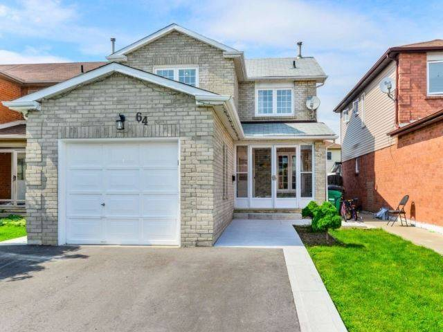 House for sale at 64 Woodside Ct Brampton Ontario - MLS: W4487530