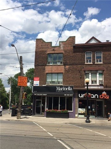 For Sale: 640 College Street, Toronto, ON | 0 Bath Property for $3,699,000. See 1 photos!
