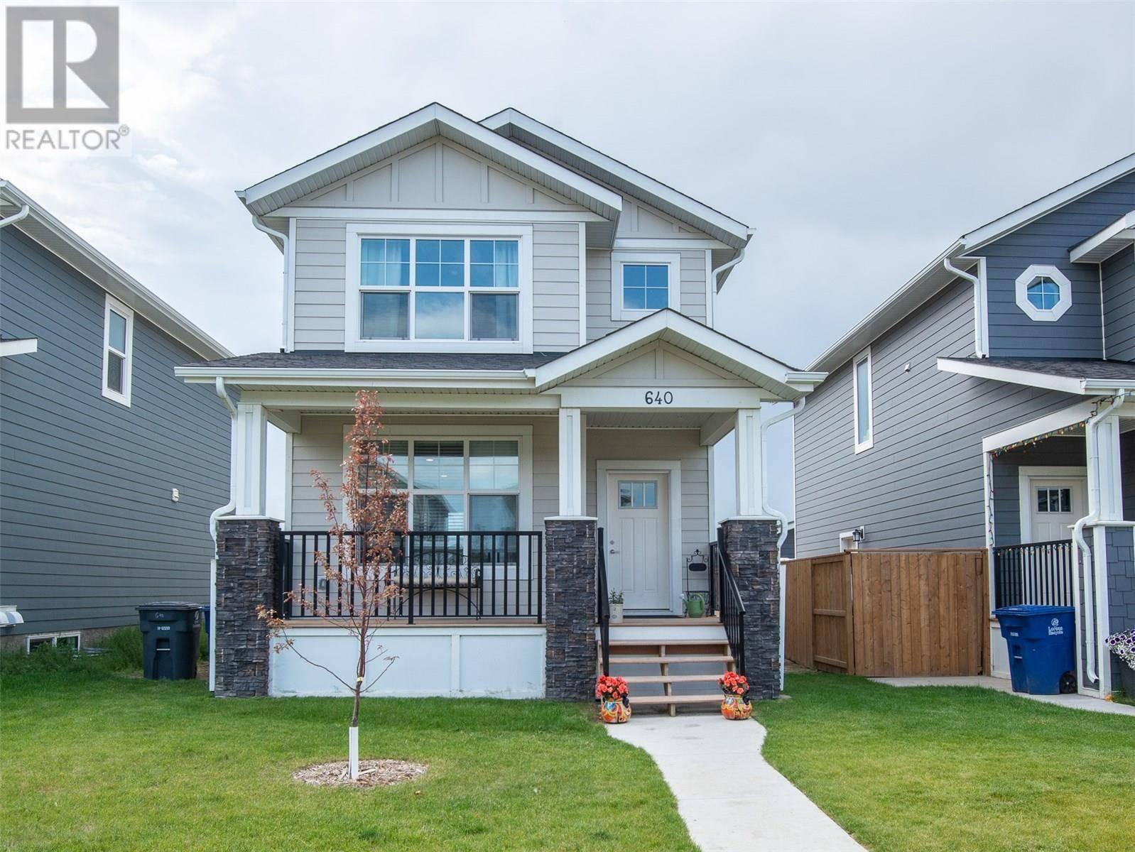 House for sale at 640 Meadows Blvd Saskatoon Saskatchewan - MLS: SK783361