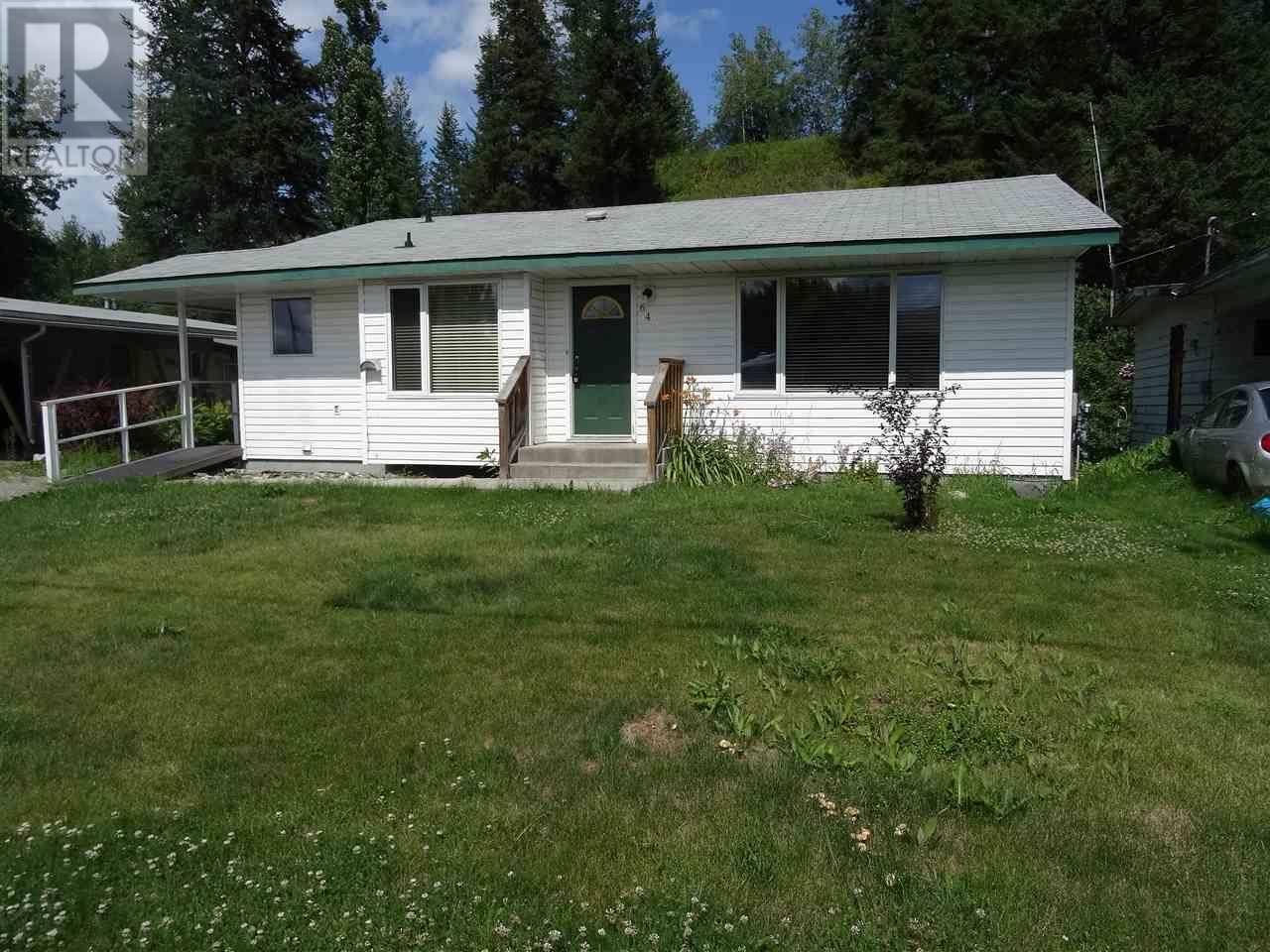 House for sale at 640 Nason St Quesnel British Columbia - MLS: R2382995