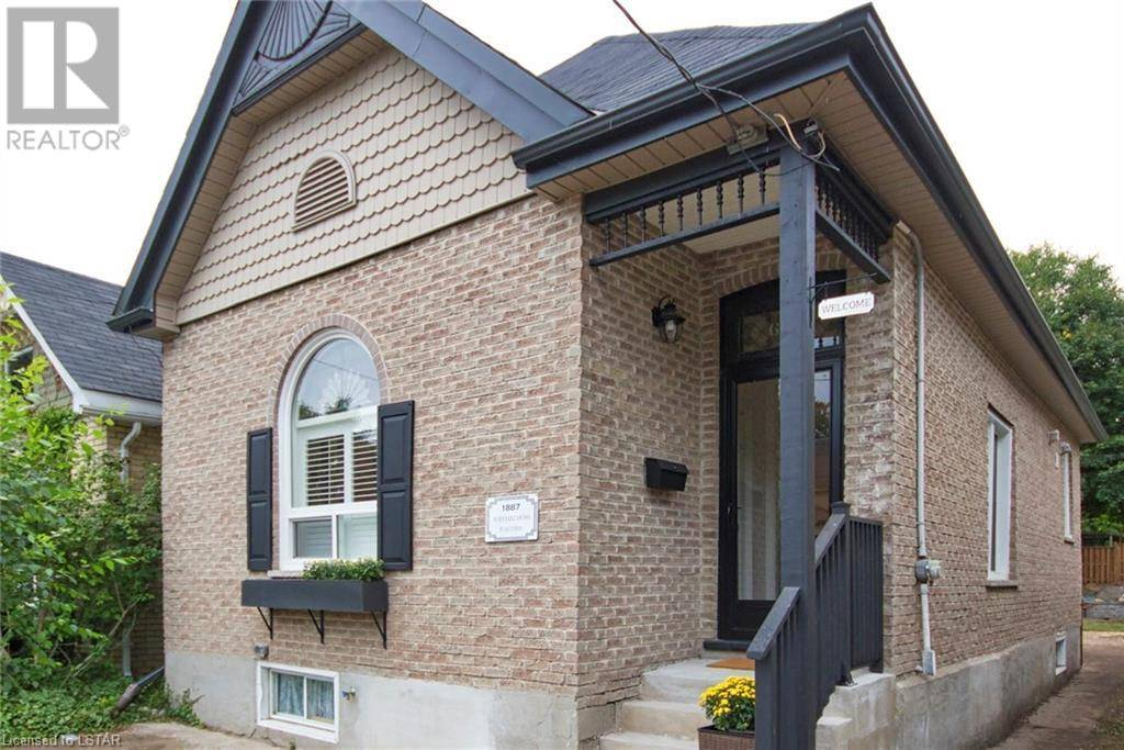 House for rent at 640 Princess Ave London Ontario - MLS: 216236