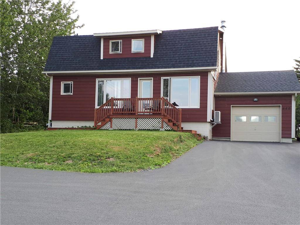 House for sale at 640 Principale  Petit-rocher New Brunswick - MLS: NB008254
