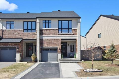 Townhouse for sale at 640 Tennant Wy Ottawa Ontario - MLS: 1147444
