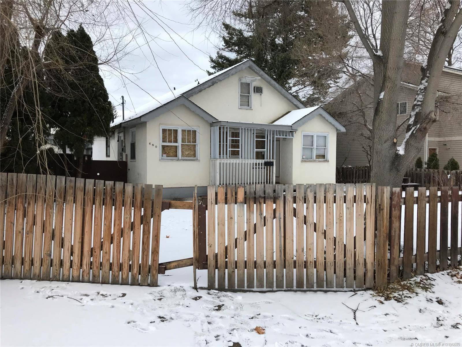 House for sale at 640 Wardlaw Ave Kelowna British Columbia - MLS: 10196605